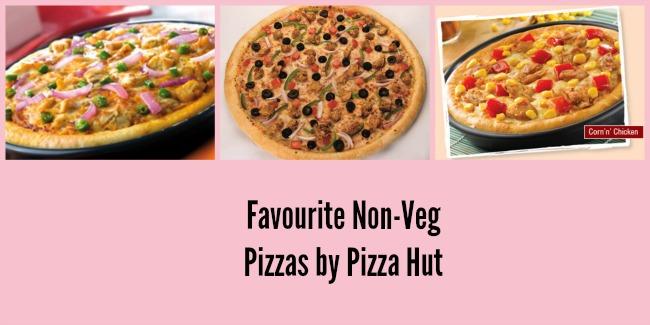 FavouriteNonVegPizzas