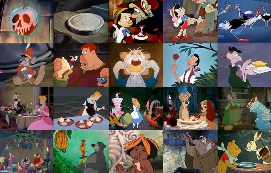 DisneyMovieDelicacies