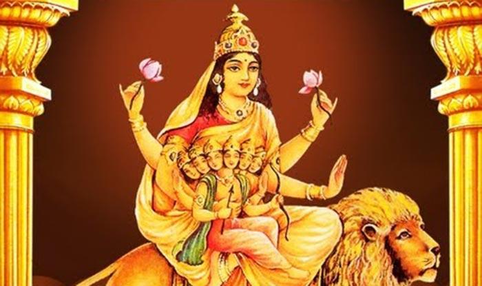 GoddessSkandaMata