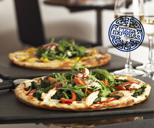 Pizza Express, India
