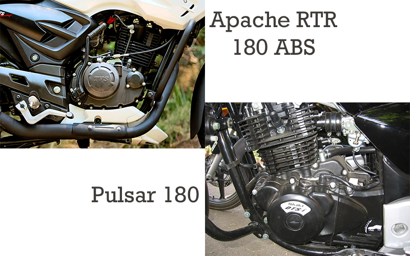 rtr 180 pulsar 180 power and performance