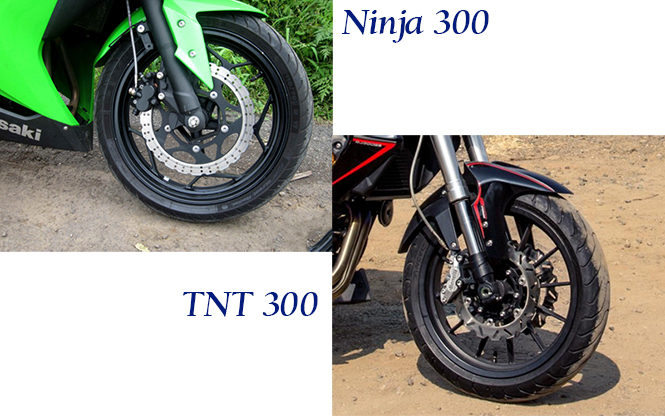 safety components tnt 300 ninja 300