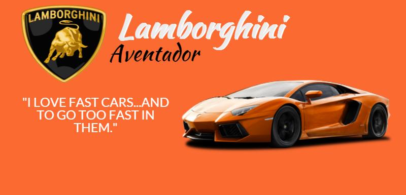 Lamborghini Aventador - thumb