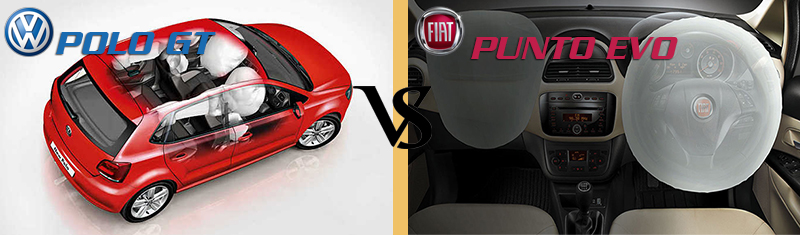 Safety-Features - Fiat Punto Vs Volkswagen Polo