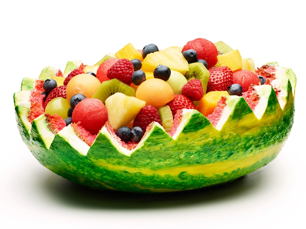 FruitBasketCake