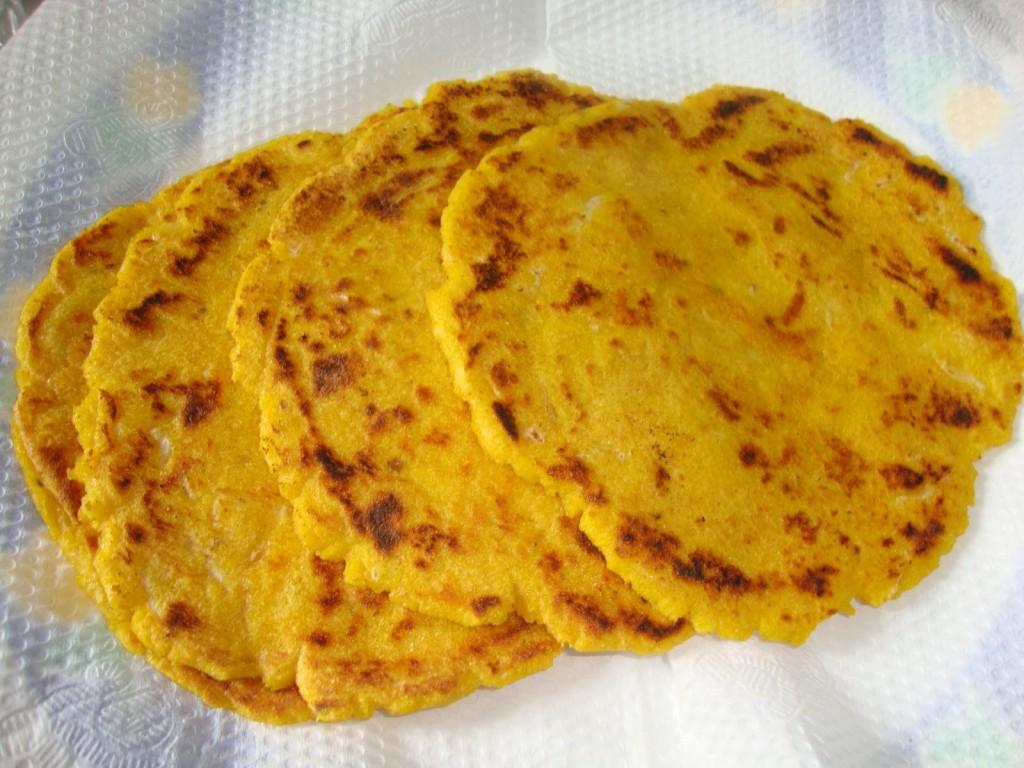 PunjabiMakkekiRoti