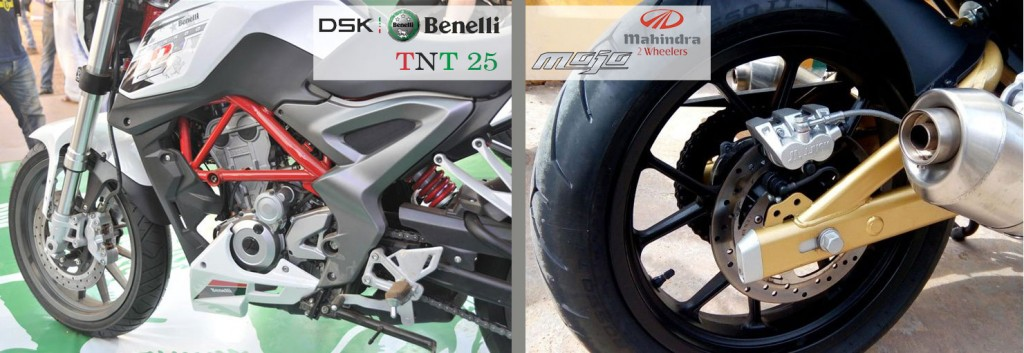 benelli tnt 25 vs mojo safety features