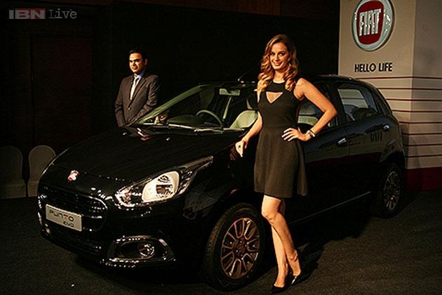 New Fiat Punto Evo