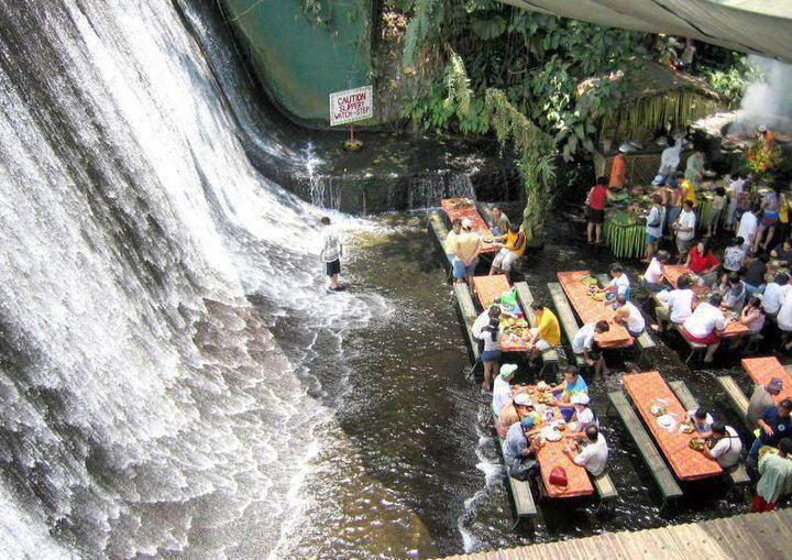 LabassinWaterfallRestaurant