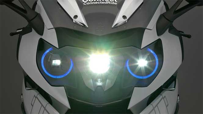 Laser Light Headlamp