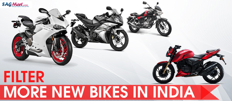 more new bikes in India 2016 Pricing Details