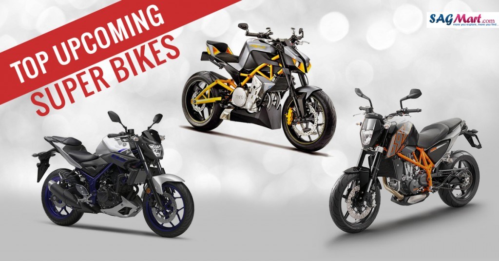 upcoming bikes 2016 under 3 to 5 lakh