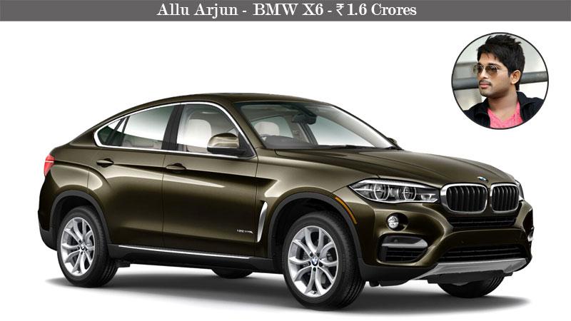 Allu-Arjun-BMW-X6