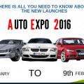 Auto Expo 2016 Infographic