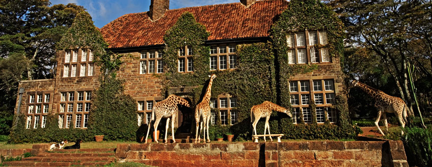 GiraffeManor