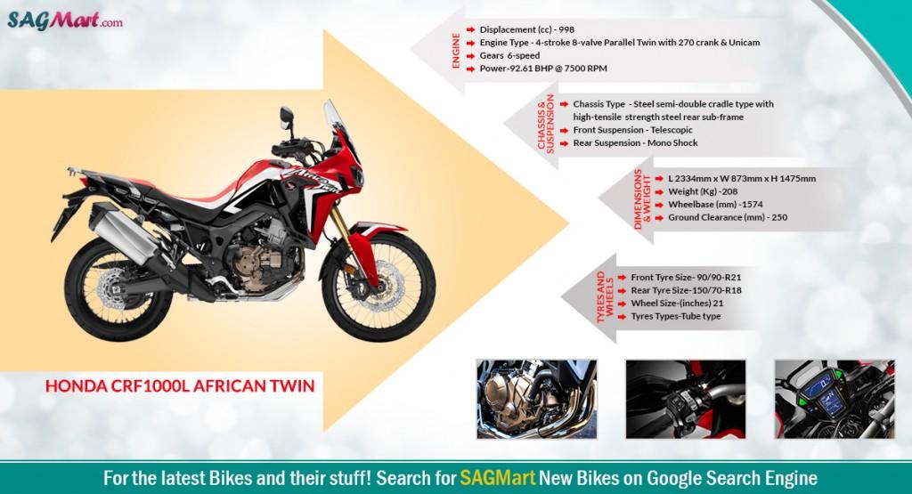 Honda CRF1000L African Twin