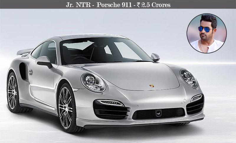 Jr-NTR-Porsche-911