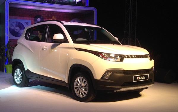Mahindra-KUV100