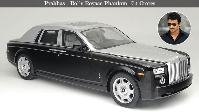 Prabhas-Rolls-Royace