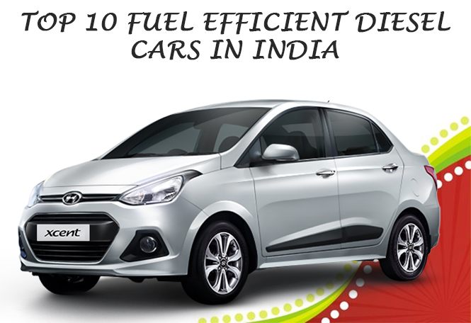 Top ten fuel efficient diesel cars in india 11