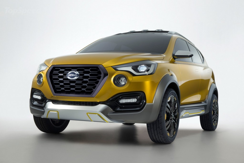 Datsun Go Cross 2016