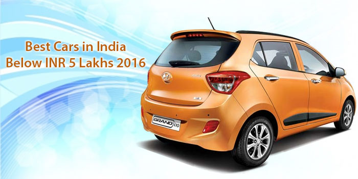 Top 10 cars in india 2016 below 5 lakhs 11