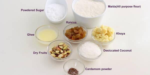 GujiyaIngredients