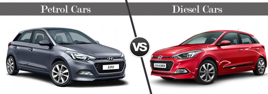 Petrol VS Diesel Car