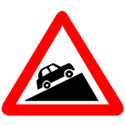 Steep Ascent