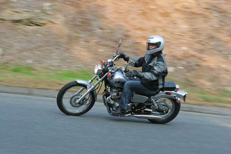 tips to control heavy bike