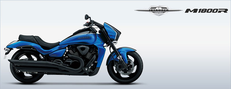 Suzuki Intruder M 1800R Boss Edition