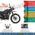royal enfield himalayan infographic