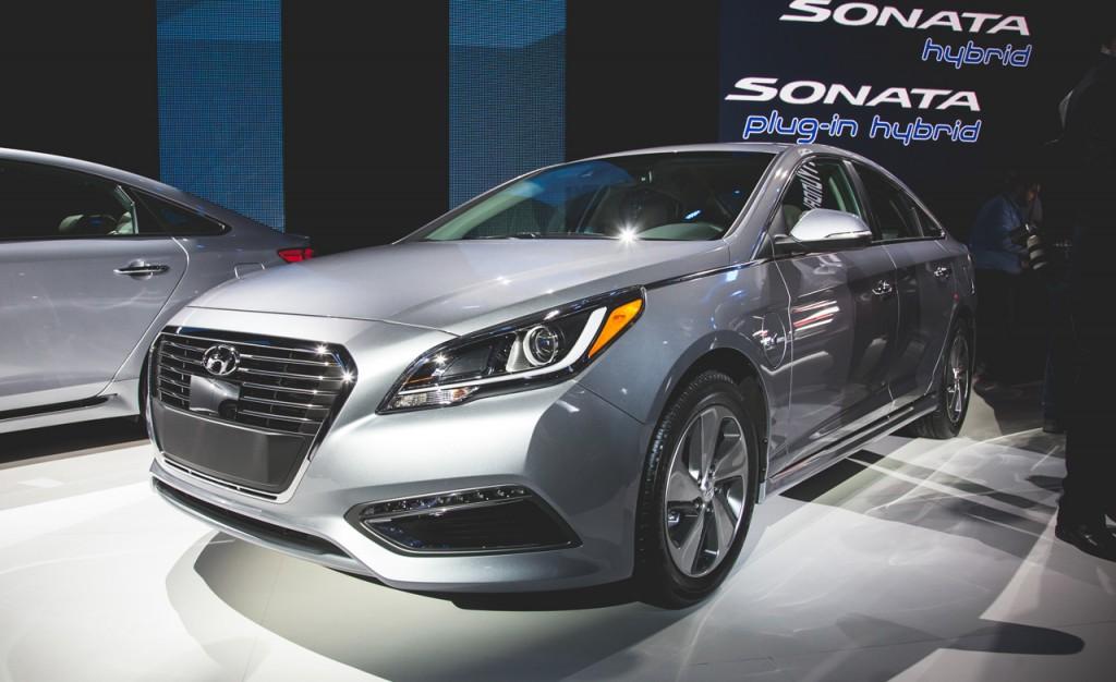 Hyundai Sonata in India 2016