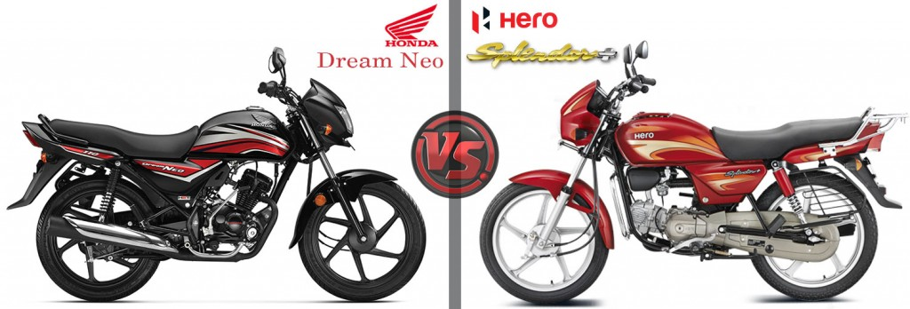 Dream Neo VS Splendor Plus