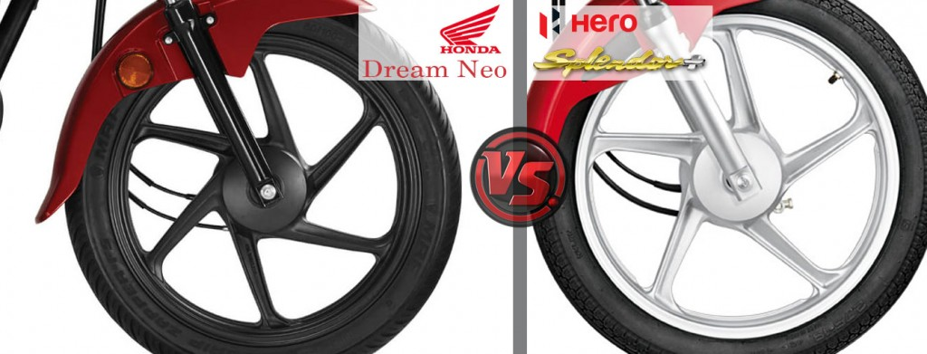 Safety Features: Honda Dream Neo VS Hero Splendor Plus