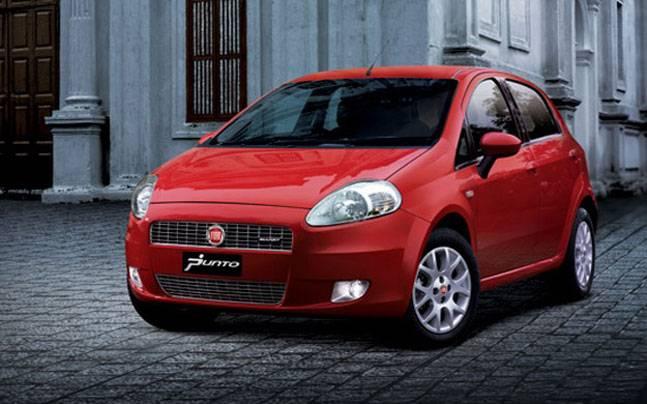 Fiat Punto Pure 2016