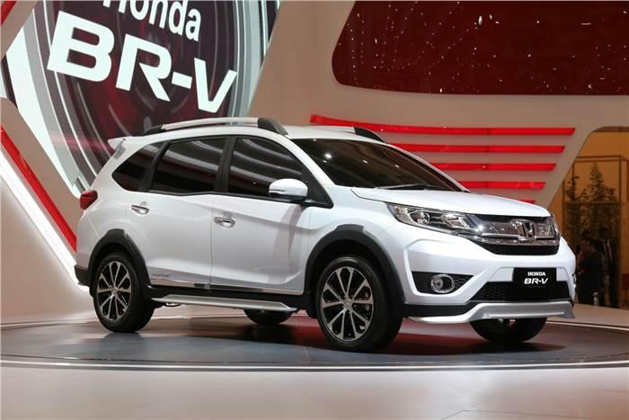 Honda-BR-V 2016