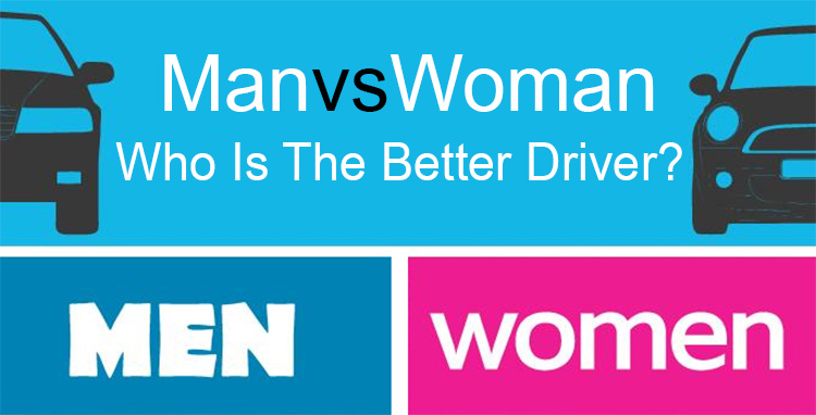 man vs woman: who is the better driver?