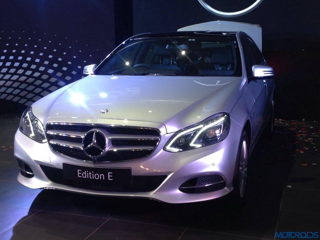Mercedes Benz E-Class Edition 2016