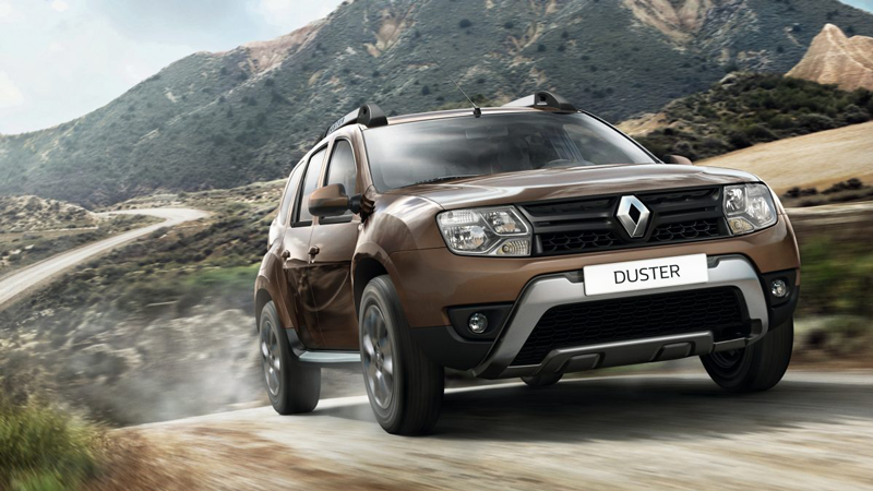 Renault Duster Facelift 2016