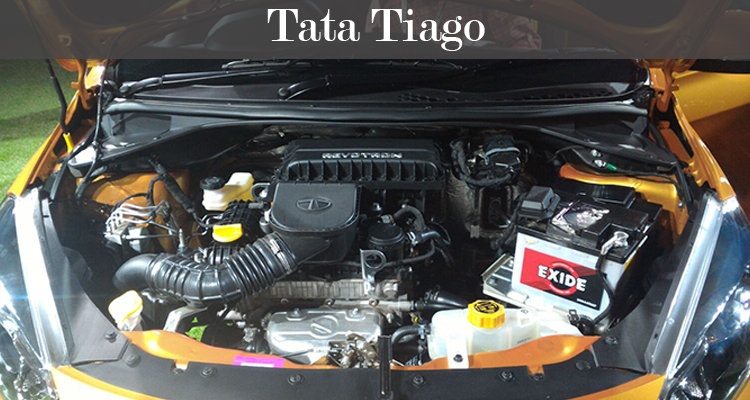 Tata Tiago Engine & Power Specifications