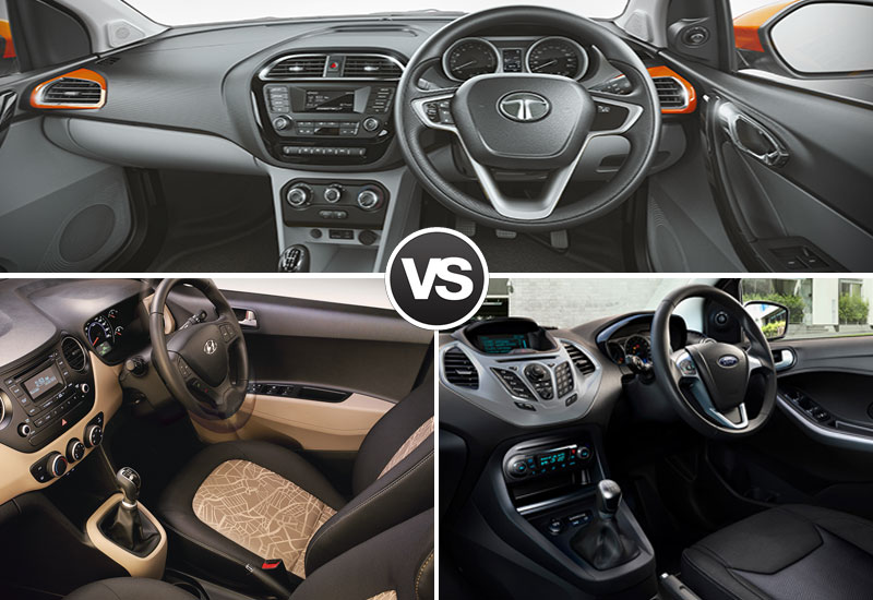 Tiago-VS-Grand-i10-VS-Figo-interior