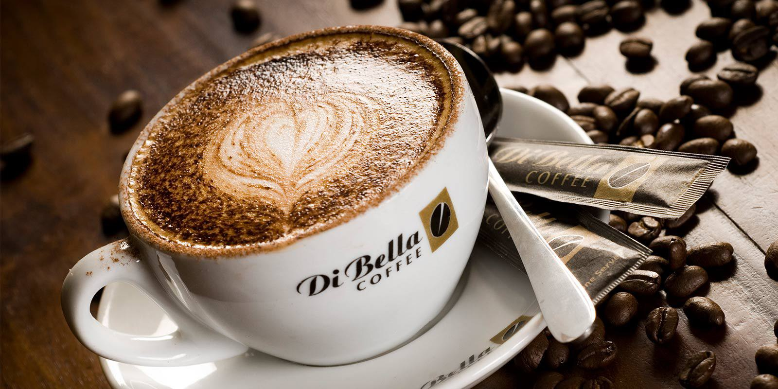 coffee by di bella
