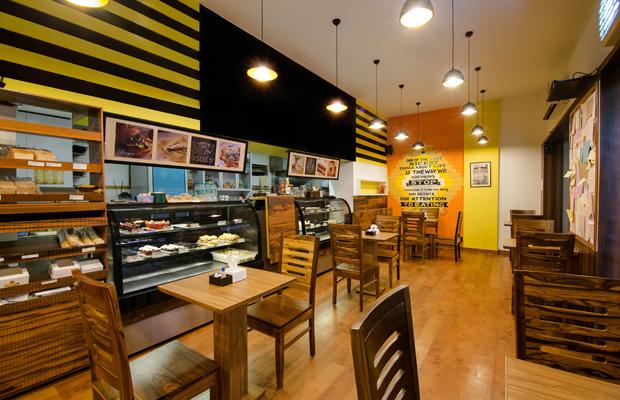 D'Crepes Cafe