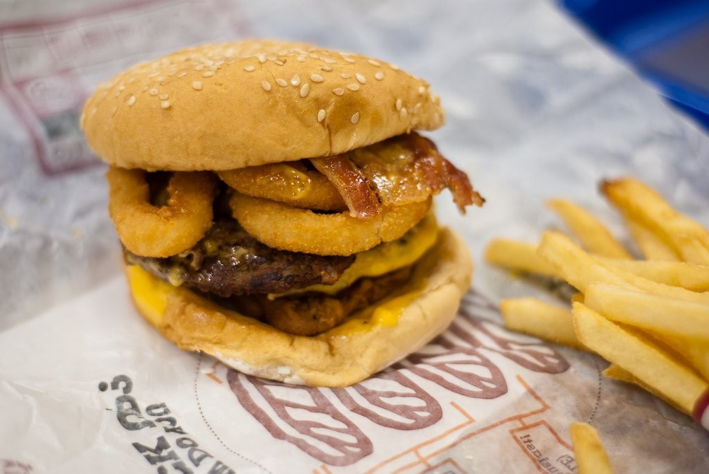 Careful: Fast Food Could Have Industrial Plasticizers