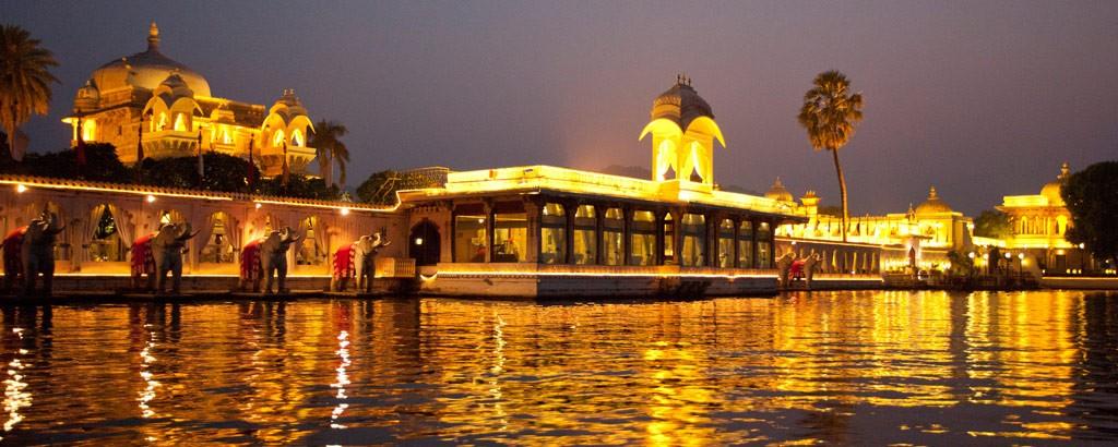 The Jag Mandir Island