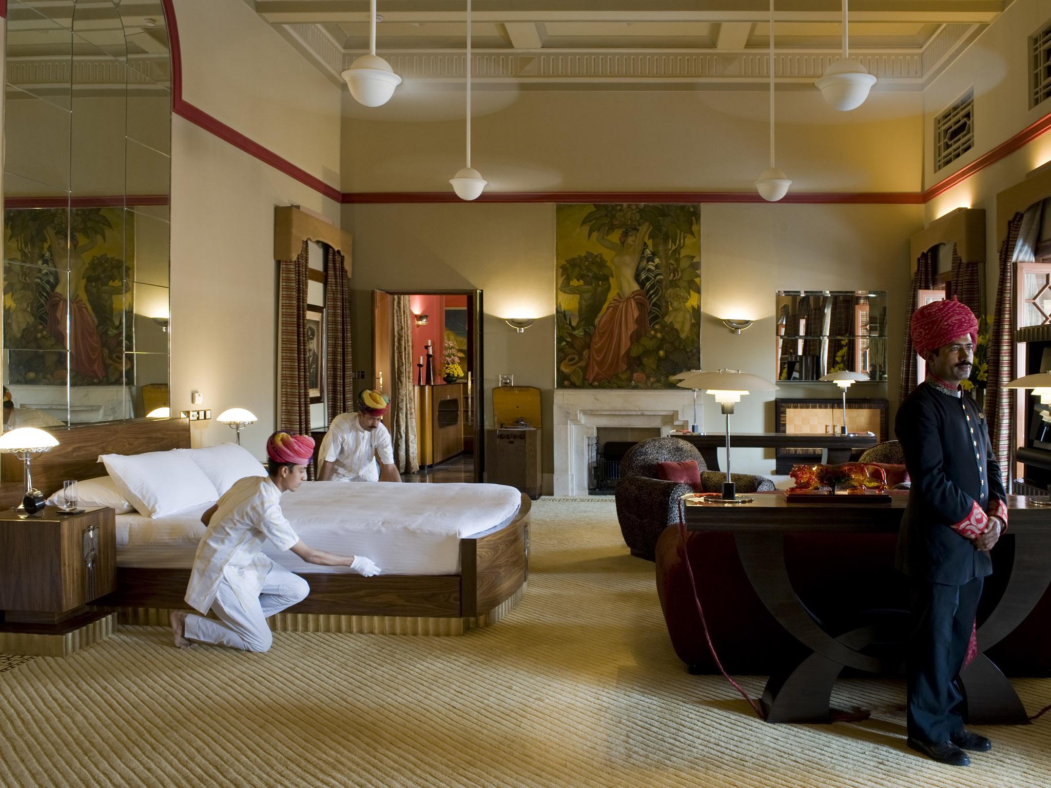 maharaja suite umaid bhawan