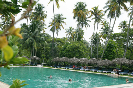 marari beach resort, Kerala