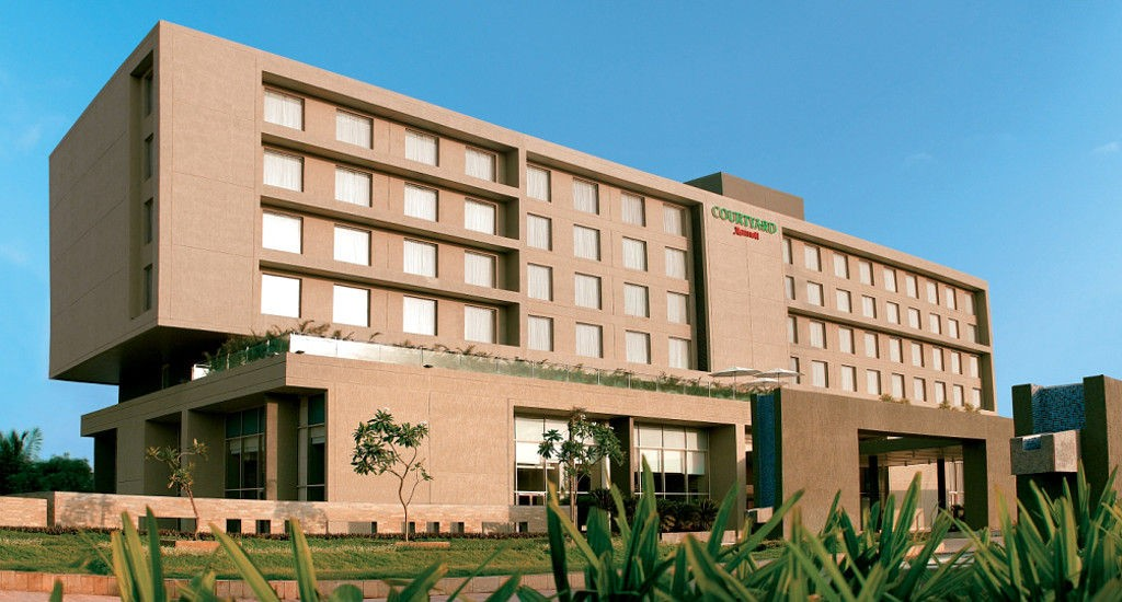 marriott courtyard pune