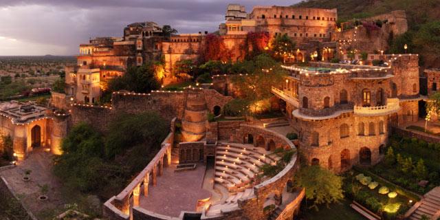neemrana fort rajasthan